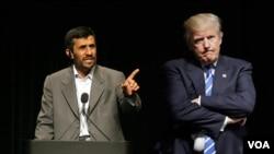 نویسنده گاردین می گوید دونالد ترامپ یک پوپولیست غیرقابل پیش بینی و نسخه آمریکایی احمدی نژاد است.