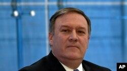 Giám đốc Cơ quan Tình báo Trung ương Hoa Kỳ (CIA) Mike Pompeo