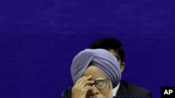 Indian Prime Minister Manmohan Singh (File Photo)