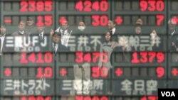 Penurunan peringkat kredit Jepang oleh Moody's merupakan yang pertama sejak hampir sembilan tahun lalu.