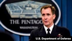 Pentagon Sözcüsü John Kirby
