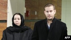 Жена и сын Роберта Левинсона