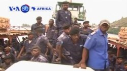 Congolese police force moves in to bring security to Goma