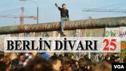 柏林墙(资料图片)。