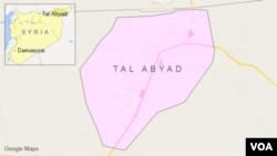 Tal Abyad, Syria
