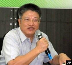 台湾行政院前政务委员 许志雄