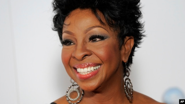 Gladys Knight arrives at the 44th Annual NAACP Image Awards at the Shrine Auditorium in Los Angeles on Friday, Feb. 1, 2013.
