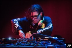 Skrillex Performs Private Concert - New York