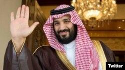 Putera Mahkota Arab Saudi, Muhammad bin Salman (Foto: dok).