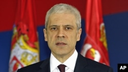 Former Serbian President Boris Tadic (file photo)
