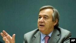 Guterres: Waa in Deg Deg loogu Gurmado Soomaaliya