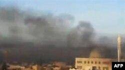حمله نیروهای سوریه به دانشگاه حلب