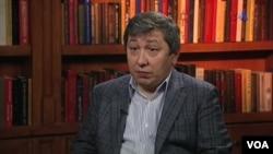 Altay Göyüşov, tarixçi-alim