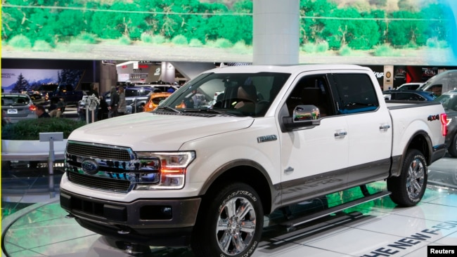 "Ford F-150 ""King Ranch"""