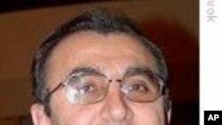 دکتۆر ئازاد مورادیان باس له ڕێـکخراوی KNC دهکات