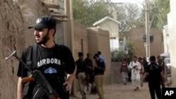 صوابی پولیس لائنز پر خودکش حملہ ، دو اہلکار ہلاک