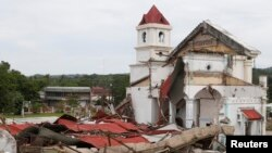 Deadly Earthquakes in the Philippines