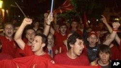 Македонија: Победи ВМРО-ДПМНЕ