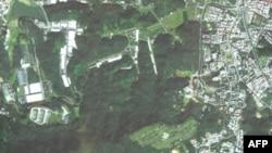 空中拍摄的202兵工厂