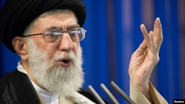 Segundo especialistas, o exército iraniano responde diretamente ao líder supremo, o aiatolá Ali Khamenei.