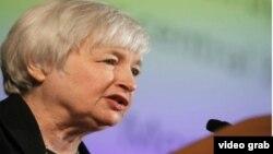 Janet Yellen, Wakil Kepala Bank Sentral AS, menjadi calon kuat pengganti Ben Bernanke (foto: dok).