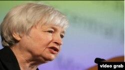 Kinh tế gia Janet Yellen