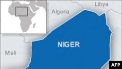 尼日尔的地理位置