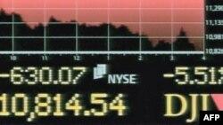 Indeksi më i ndjekur i bursës amerikane Dow Jones mbërriti sot në 13 mijë pikë