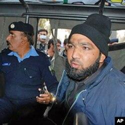 ایلیٹ فورس کا اہلکار ممتاز قادری جس نے سلمان تاثیر کو قتل کیا (فائل فوٹو)