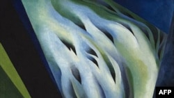 Georgia O'Keeffe, 1887-1986: Her Paintings Showed Her Love for the American Southwest