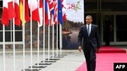Udhëheqësit botërorë mblidhen në Kanada për G-8 dhe G-20
