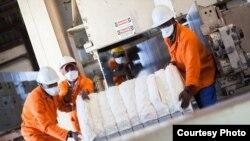 Olam International Cotton Gin (Olam International)