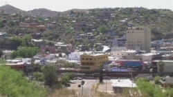 Tranquil Arizona-Mexico Border Mask Nogales Economic Woes
