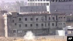 이라크 북부 키르쿠크 지역에서 21일 연쇄 폭탄 테러가 발생했다.