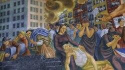 ماجرای آتش سوزی ترای انگل در نيويورک چه بود؟