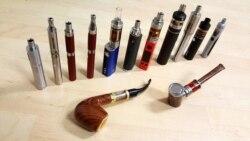 E-cigarettes ထုတ္လုပ္ေရာင္းခ်မႈ အိႏိၵယပိတ္ပင္