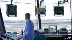 Kontrolor leta na međunarodnom aerodromu Dales u Virdžiniji