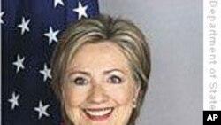 克林顿国务卿呼吁伊朗释放在押美国人