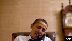 Обама и турецкий премьер Эрдоган провели телефонный разговор