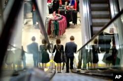 Một cửa hàng H&M ở Atlanta, Mỹ