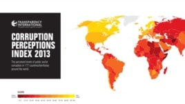 Korrupsioni, Shqipëria dhe Kosova shënojnë rënie