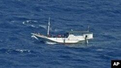 Human Rights Watch (HRW) mendesak agar penyelamatan jiwa menjadi prioritas dalam menyelamatkan imigran gelap di laut (foto: dok).