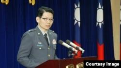 台湾国防部发言人罗绍和(台湾国防部 )
