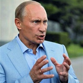 Russian PM Vladimir Putin (File)