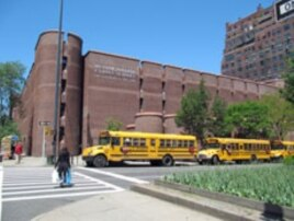 Manhattan's Hunter College High School, the public school Elena Kagan graduated from.