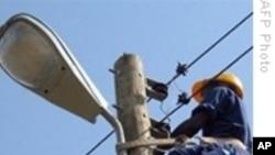 利比里亚将老橡胶树变成电能