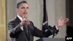 Barak Obama bu gün ərəb dünyasında baş verənlərə dair nitq söyləyəcək