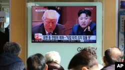 AP nói Tổng thống Mỹ Trump từng tìm cách tiếp xúc với Triều Tiên