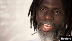 FILE - Ivorian reggae star Tiken Jah Fakoly.