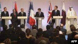 На конференції у Парижі з питань Лівії